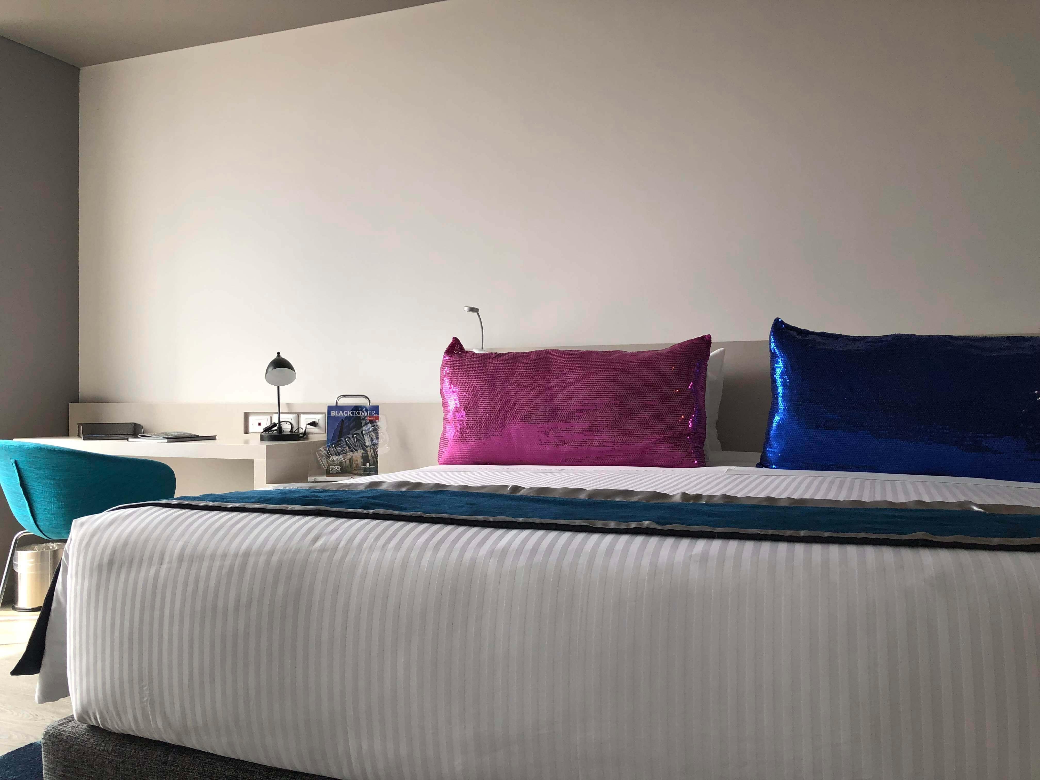 hoteles centricos en bogota