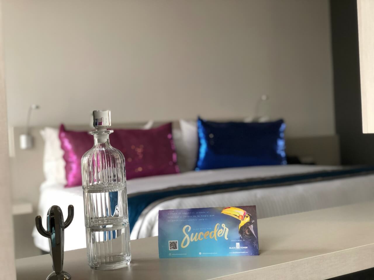 hotel con servicio a la habitacion en bogota