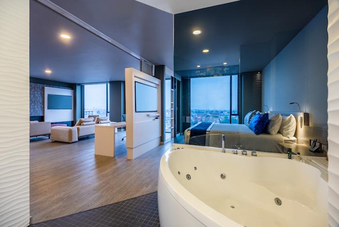 Deluxe habitación