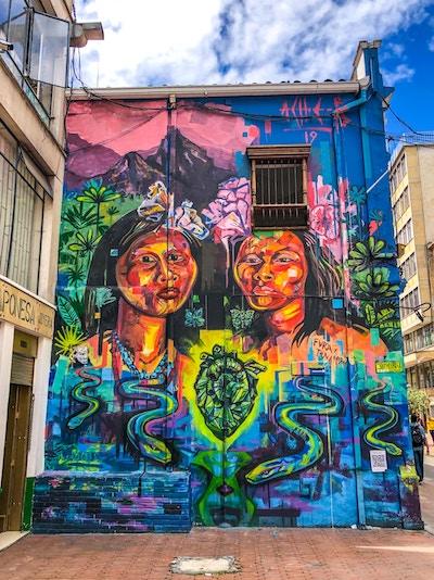 Bogotá: centro del arte colombiano