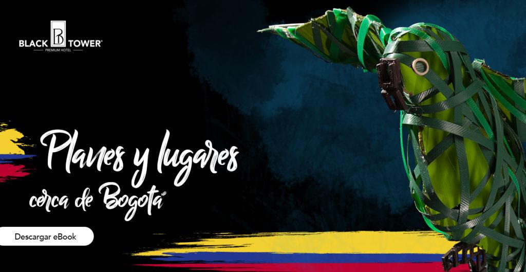 ¿Qué lugares visitar cerca de Bogotá?