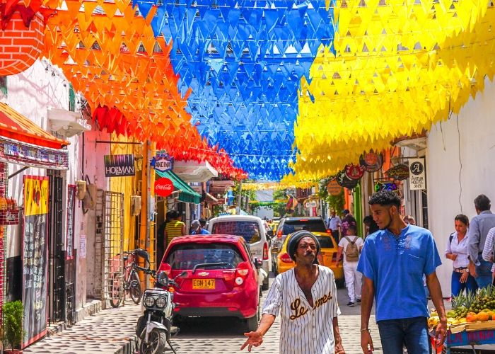 Colombia como mejor destino turístico en 2020